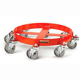 Relius 8-Wheel 55 Gallon Drum Dolly