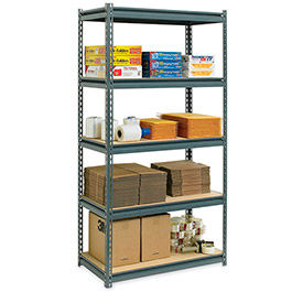 Boltless (Rivet Type) Shelving & Components