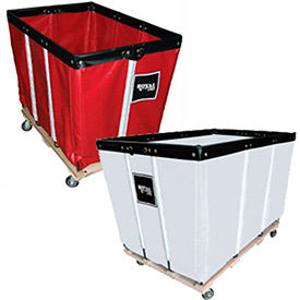 Royal Basket Permanent Liner Bulk & Basket Truck