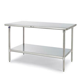 Stainless Steel Workbench Enclosed Base