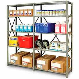 Metalware Boltless Shelving Posts