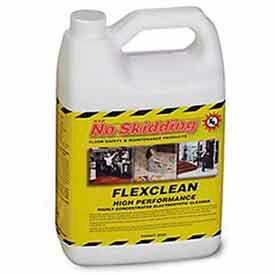 No Skidding Cleaner
