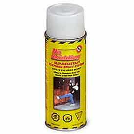 No Skidding Textured Acrylic Slip-Resistant Spray