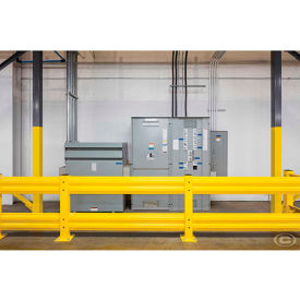 Cogan® Heavy-Duty Guard Rail Systems