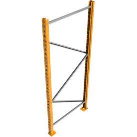 Bâti vertical soudé Cresswell pour rayonnages à palettes