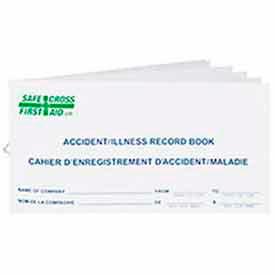 Accident/Illness Record Book
