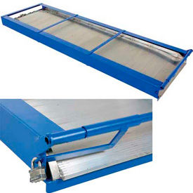 Truck Mounted Aluminum Walk Ramps