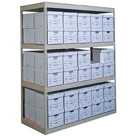 Rivetwell Record Storage Shelving