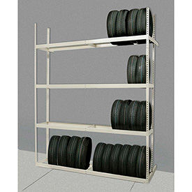 Rivetwell Boltless Tire Storage Shelving