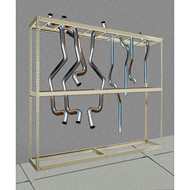 Rivetwell Boltless Tailpipe Storage Shelving