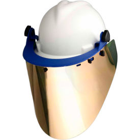 Paulson Hard Hat & Cap Face Shield Assembly