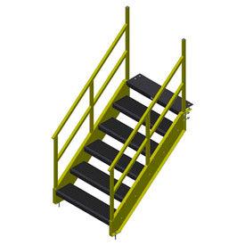 Bluff - IBC & OSHA escaliers