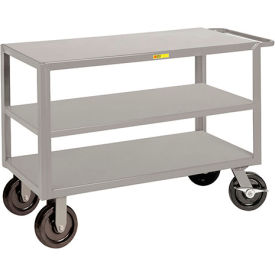 Heavy Duty Steel Stock & Shelf Trucks