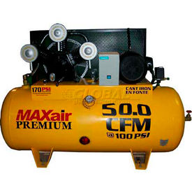 Single-Stage Horizontal Air Compressors