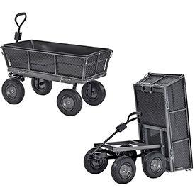 Sandusky® Dump Cart
