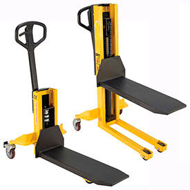 Single Fork Pallet Lift Trucks