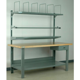Stackbin Adjustable Height Complete Packaging Workbenches