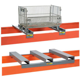Pallet Rack Channel & Clearance Bars