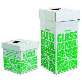 Glass Disposal Cartons