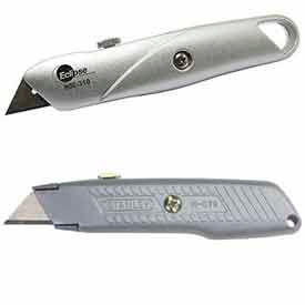Retractable Blade Utility Knives