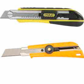 Snap-Off Blade Utility Knives