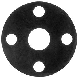 Chemical Resistant Viton Full Face Gaskets