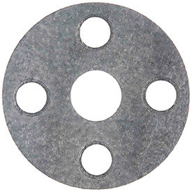 High Temperature and Chemical Resistant Flexible Full Face Graphite Gaskets