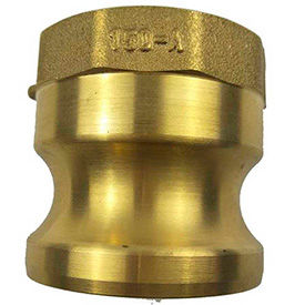 Brass Cam and Groove Fittings for Hot and Cold Water