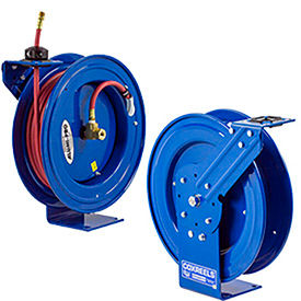 Aluminum Chassis Spring Retractable Hose Reels