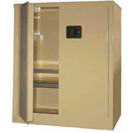 Double paroi soudée industrielle Counter hauteur armoires