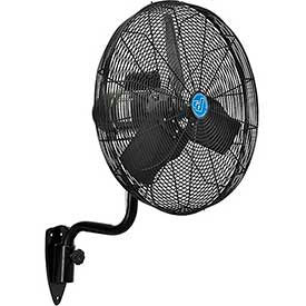 CD Premium Oscillating Industrial Wall Mount Fans