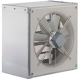 Fantech FADE Series Wall Axial Fan with Housing