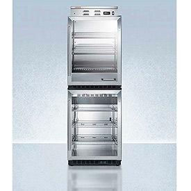 Cabinets de réchauffement et de refroidissement du Sommet