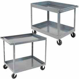 Nexel® Steel Stock Carts
