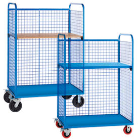 Wire Cage Trucks