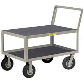 Low Deck Steel Instrument Carts