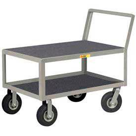 Low Deck Steel Instrument Carts