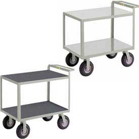 Steel Instrument Cart w/Hand Guard