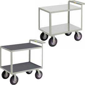 Steel Instrument Cart w/Hand Guard