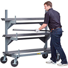 Mobile Cantilever Bar Racks