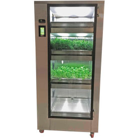 Micro Green - Herb Growing Cabinets
