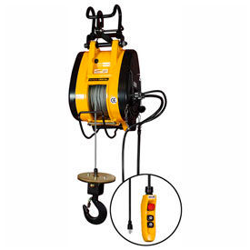 OZ Lifting Electric Wire Rope Hoist