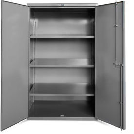 Global™ Heavy Duty Storage Cabinets - 16 Gauge