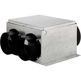 Ventilateurs de ventilation multi port