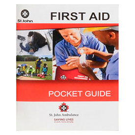 St John Ambulance Packet Guide (Anglais/Français)