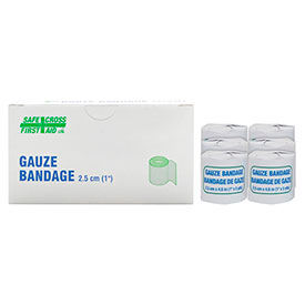 First Aid Gauze Pads & Dressings
