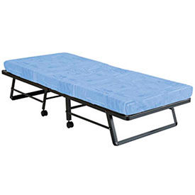 Cot Rollaway With Mattress