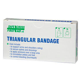 First Aid Triangular Bandage