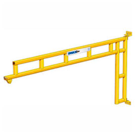 Spanco 501 Series Wall Mount Jib Cranes