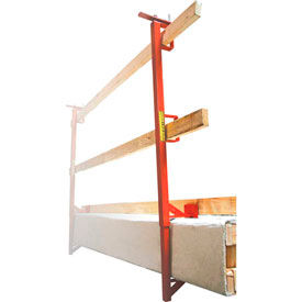 Gardien Fall Clamp Guard Rail Systems
